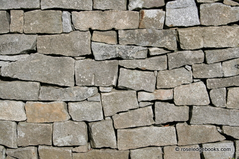 Figure #75.  Surely these &quot;granite bricks&quot; are a list waiting to happen or maybe I am just looking for an excuse to use one of my favorite pictures. 